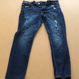 EXPRESS legging jeans